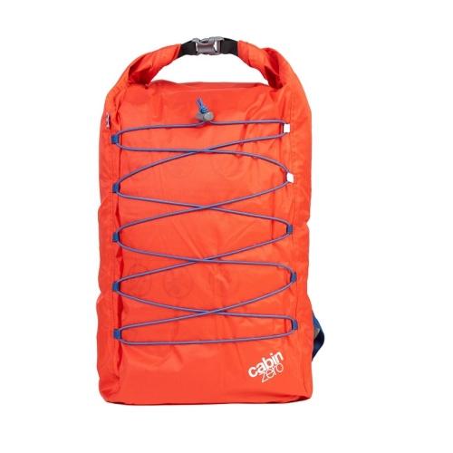CabinZero 歷險系列 30L 防水包 (橘紅)