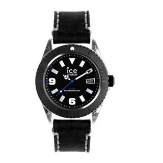 (特價品) Ice-Watch Ice-Vintage 系列黑色腕錶