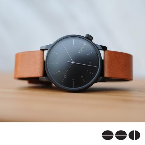 (特價品) KOMONO 時髦雅痞中性腕錶_41mm