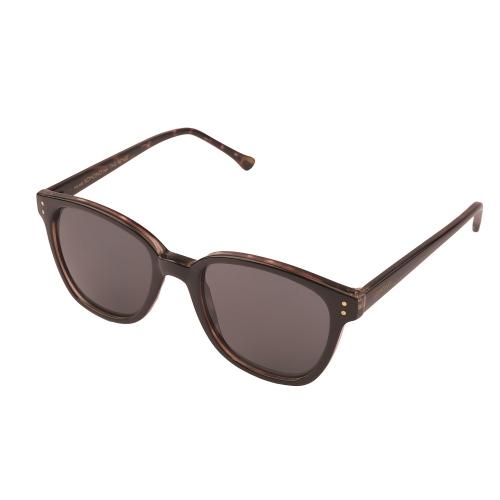 (特價品) KOMONO Renee 黑色玳瑁太陽眼鏡