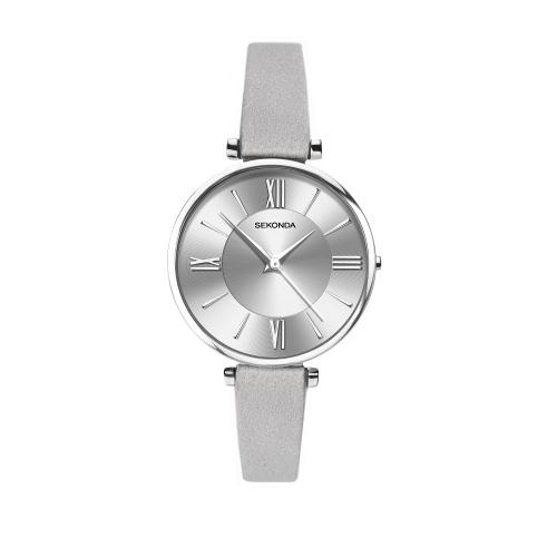 (特價品) SEKONDA 極簡優雅仕女腕錶