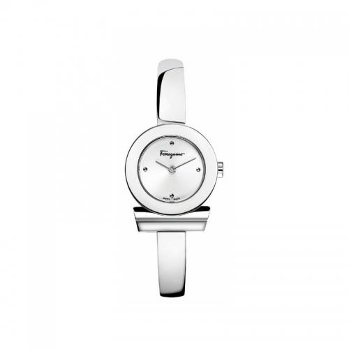 (特價品) Salvatore Ferragamo Gancino Bracelet 腕錶