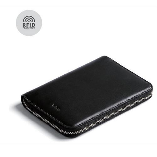 Bellroy 旅行皮夾(黑色)