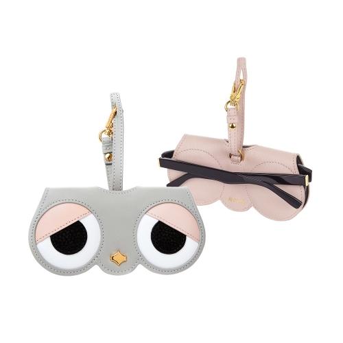 ANY DI 憂傷貓咪眼鏡套