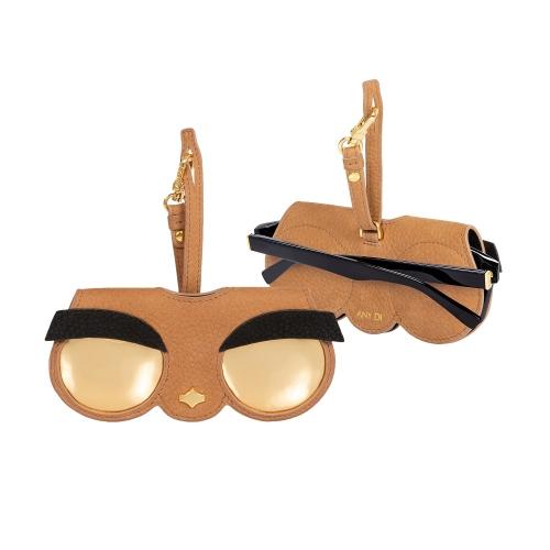 ANY DI 太陽眼鏡保護皮套 -濃眉款
