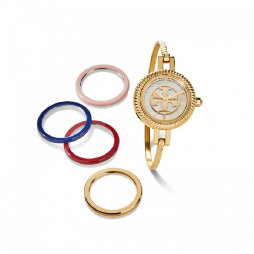 (特價品) Tory Burch Reva系列手鐲腕錶組