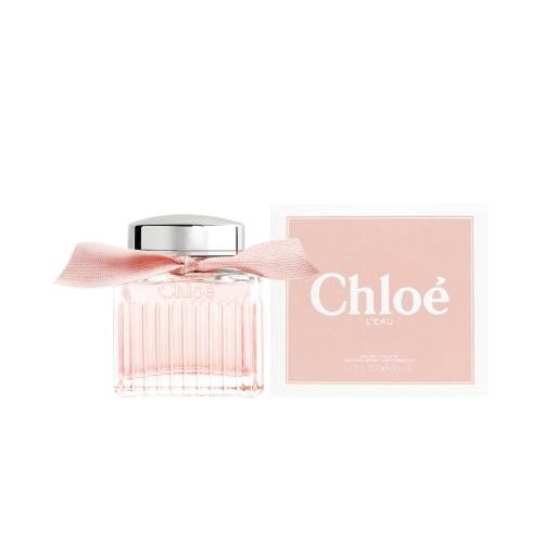 Chloé L'EAU 水漾玫瑰淡香水 50ml
