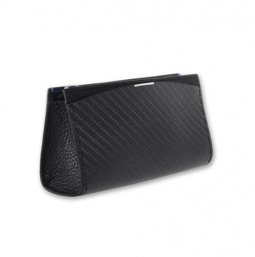 monCarbone |  BlackLabel 碳纖維多功能零錢包