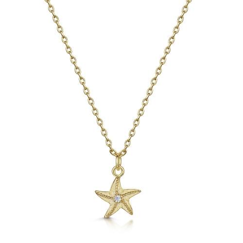 Infinity海星項鍊