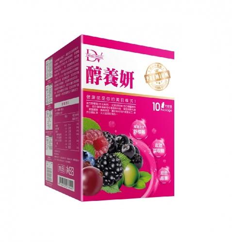 DV醇養妍暢銷升級版-野櫻梅
