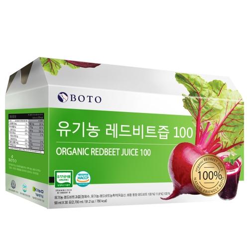 韓國BOTO甜菜根精華飲禮盒30入