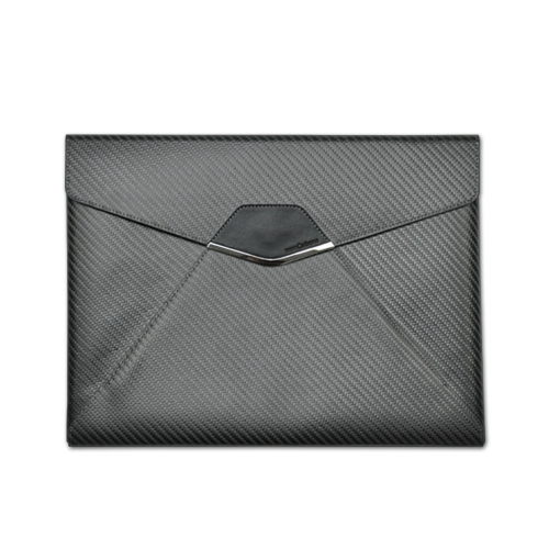 monCarbone|Sleek Classic – iPad Pro 碳纖維收納袋 (9.7吋)