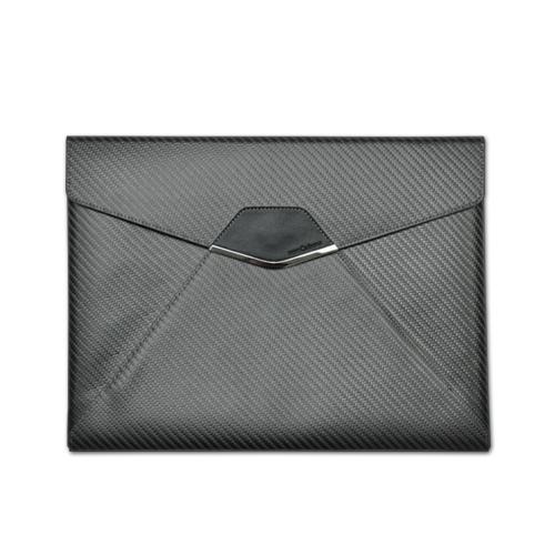 monCarbone|Sleek Classic – iPad Pro 碳纖維收納袋 (12.9吋)