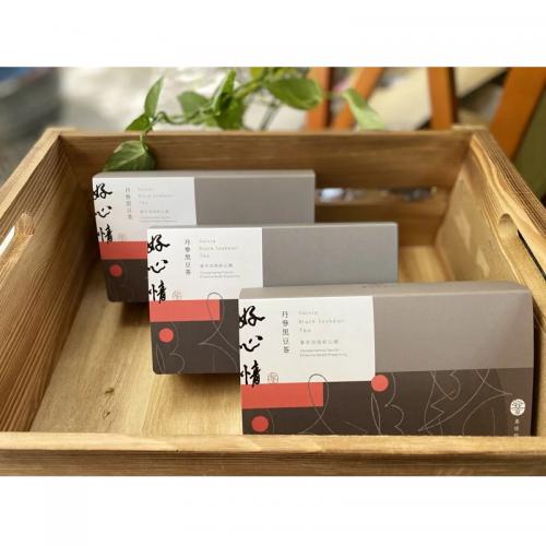 丹參黑豆茶三盒組 (10包x3盒)