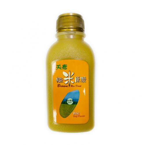 天癒糙米原漿(原味/枸杞) (350mlx24瓶/箱)