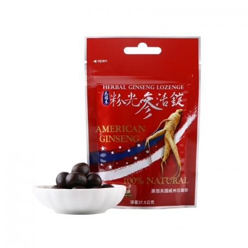 美國許氏 粉光參活錠 (15顆/包)